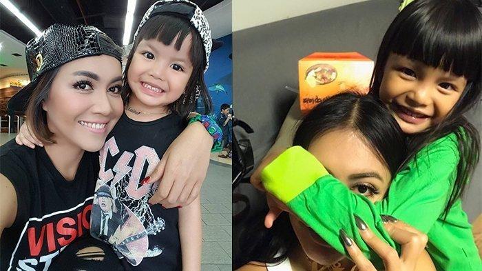 Denada 'Pamer' Perhatian dari Sang Putri yang Masih Dirawat di Singapura, Mama Shakira Banjir Doa