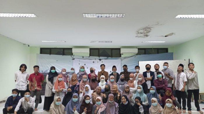 Dosen dan HIMA Prodi Psikologi Islam IAIN SAS Bangka Belitung Gelar Buka Bersama