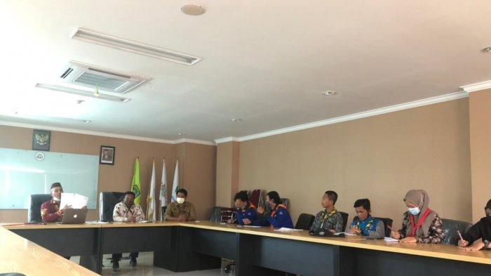 Dengan kolaborasi, Janawi Harap Ormawa Berikan Kontribusi Besar