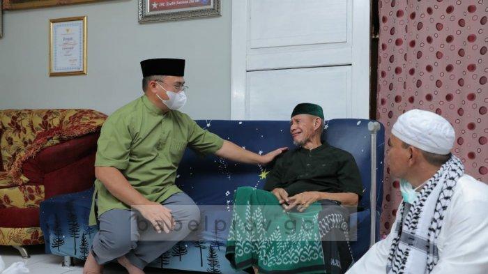 Gubernur Bangka Belitung Nilai Sosok Guru sebagai Pahlawan Tanpa Tanda Jasa