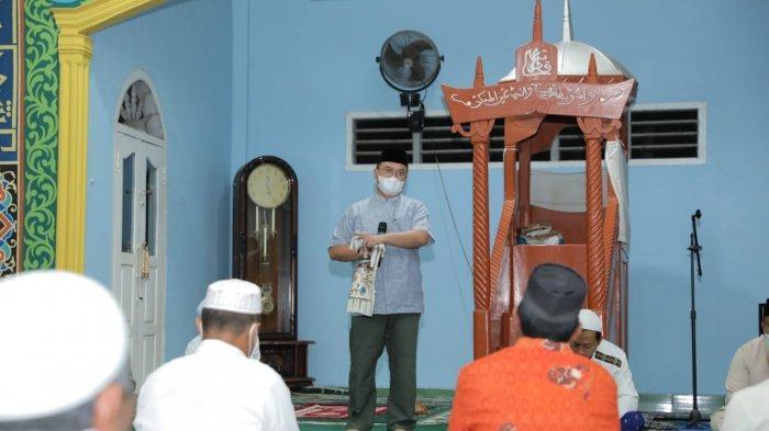 Gubernur Bangka Belitung Beri Solusi Bagi Warga Desa Menduk dalam Mengolah Lahan Desa