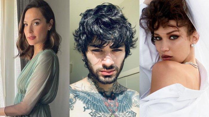 Deretan Selebritis Dunia, yang Soroti Konflik Israel dan Palestina, dari Rihanna, Bella, Gigi Hadid