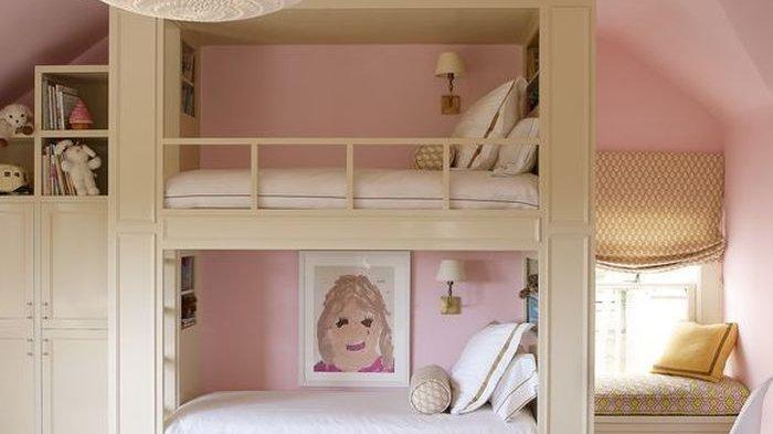 Tips Interior - 6 Ide Buat Kamar Tidur Anak Lebih Menarik Dengan Biaya  Murah - Bangka Pos