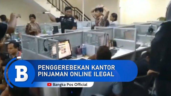 Daftar Terbaru 155 Pinjaman Online Resmi Dan 126 Pinjol Yang Ilegal Per Oktober 2020 Bangka Pos