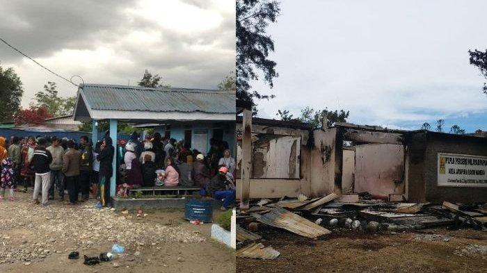 Detik-detik Karyawan PLN Selamat, Hampir Dibakar Hidup-hidup saat Kerusuhan di Wamena