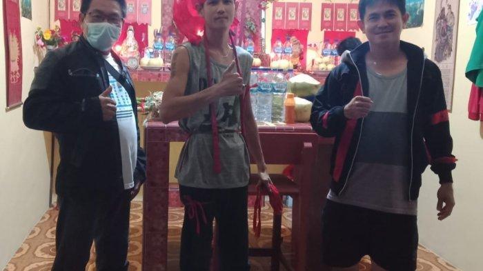 Perayaan Ulang Tahun Dewa Fakong Thai Tie, Ada Ritual Pengobatan Alternatif