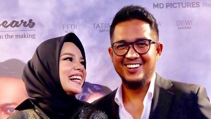 Dewi Sandra dan Agus Rahman