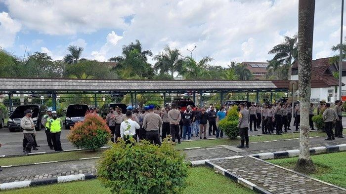 BREAKING NEWS: Nelayan hingga Mahasiswa Bakal Gelar Aksi Unjuk Rasa di Depan Kantor Gubernur Babel