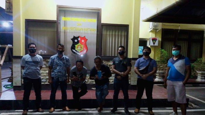 Tim Tupai Polres Bateng Ringkus Dua Polisi Gadungan yang Peras Pemuda Sedang Pacaran