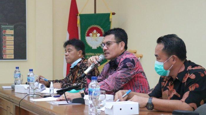 Pemprov. Bangka Belitung Fokuskan Diri Selesaikan Tumpang Tindih Pemanfaatan Ruang