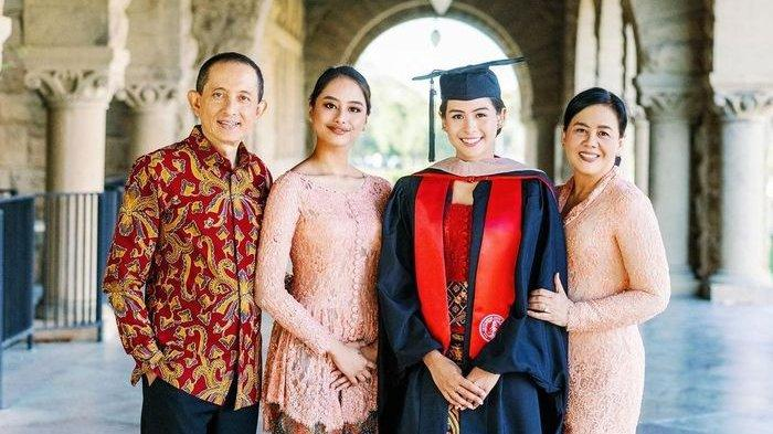 Ibunda Bongkar Didikan Maudy Ayunda hingga Sukses Sabet 2 Gelar di Universitas Kelas Dunia