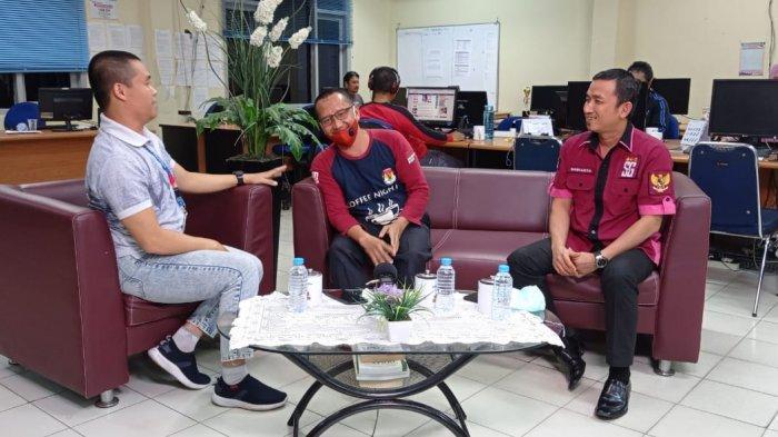 Mengawal Rekapitulasi Penghitungan Suara, Ini Kata Ketua KPU dan Bawaslu Bangka Tengah