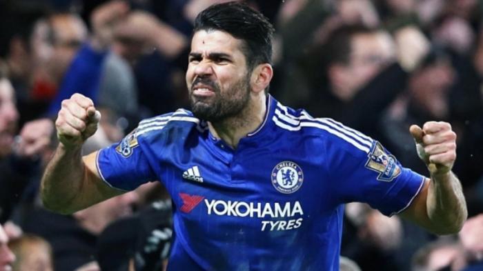 Diego Costa Redakan Suasana dengan Menulis Ayo Chelsea