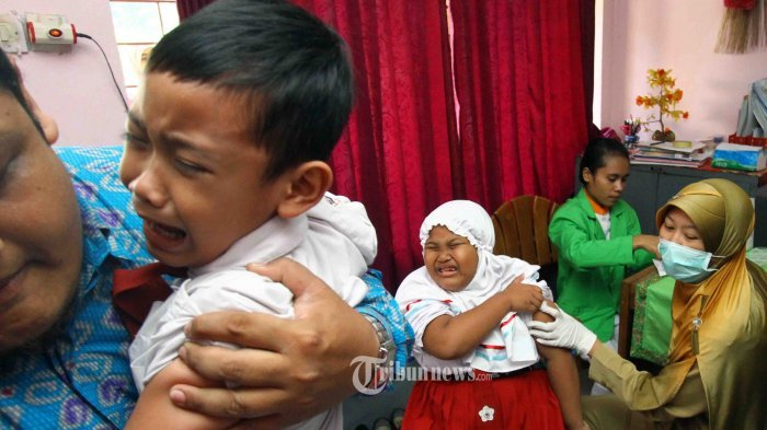 Moms, Tahu Nggak Difteri Lagi Mewabah, Begini Cara Hindarkan Anak dari Penyakit Ini