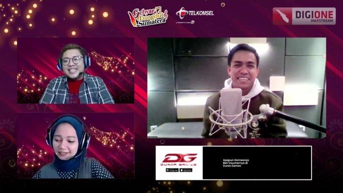 Telkomsel Hadirkan 'Gebyar Dangdut Sumatera', Digital Entertainment untuk Pelanggan Setia