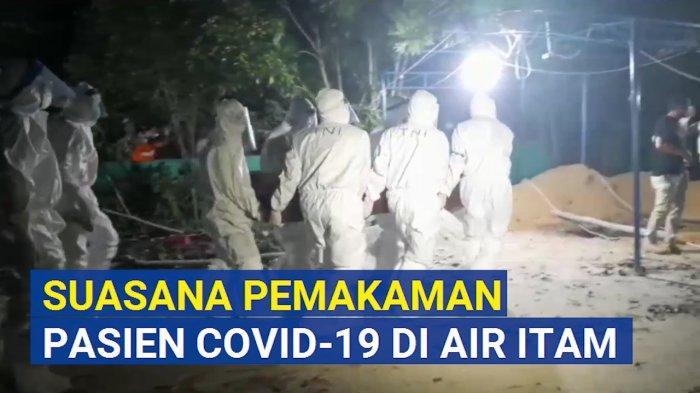 Tolong Jaga Diri, Satu Lagi Pasien Covid -19 Meninggal Dunia di Kabupaten Bangka