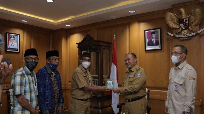 Gubernur Bangka Belitung Luncurkan QRIS, Siap Terapkan e-Zakat