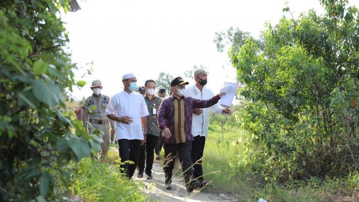 Gubernur Erzaldi: Banjir di Pangkalpinang Telah Saya Sampaikan ke Kementerian