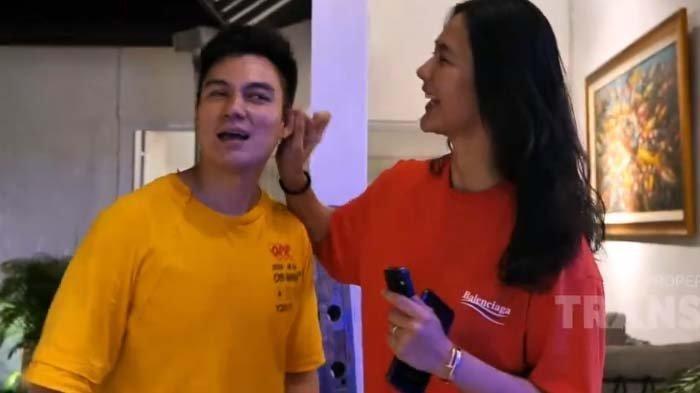 CERITA Bawa Mantan ke Pesantren, Baim Wong Buat Paula Verhoeven Sewot hingga Berbuat Ini