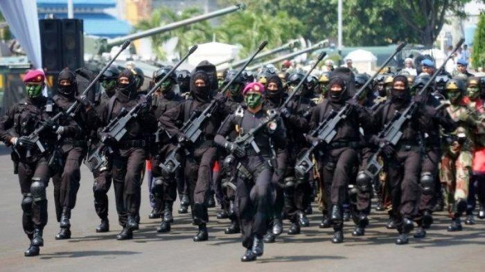 Inilah Pasukan Elite TNI AL yang Siap Tumpaskan KKB Papua, Latihannya Saja Bikin Ngeri Navy Amerika