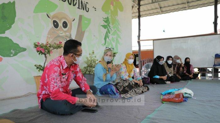 Kembangkan Pasar, Pelaku UMKM di Bangka Belitung Harus Terus Lakukan Perbaikan
