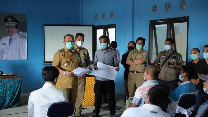 Erzaldi Rosman Tampung Masukan Warga Terkait Pengembangan TPI Muara Sungai Baturusa