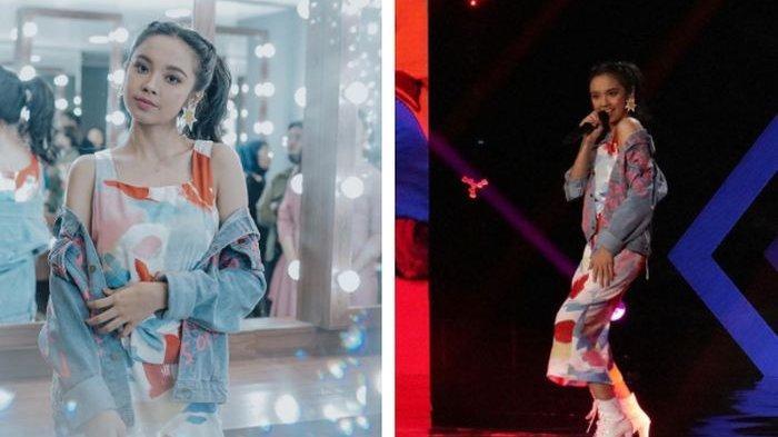 Tak Jelek, Lyodra Buktikan Kemampuannya Saat Menyanyikan Lagu Milik Ariana Grande