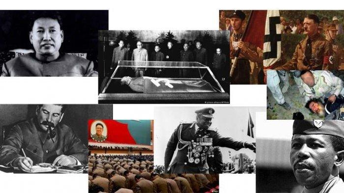 8 Diktator Paling Sadis Ini Membunuh Ribuan Bahkan Jutaan Nyawa Manusia