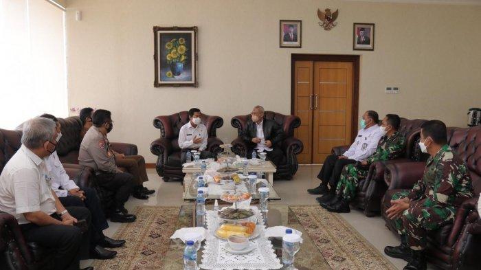 Bangka Belitung Jadi Role Model Kontingensi Krisis Pangan Nasional