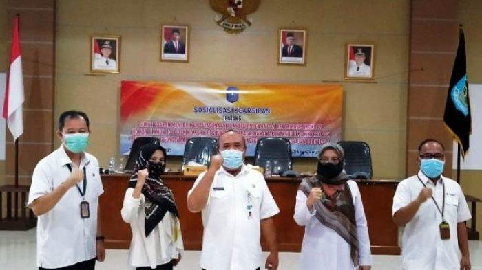 OPD di Pemkab Bangka Diminta Selamatkan Arsip Sesuai Instruksi Menpan RB