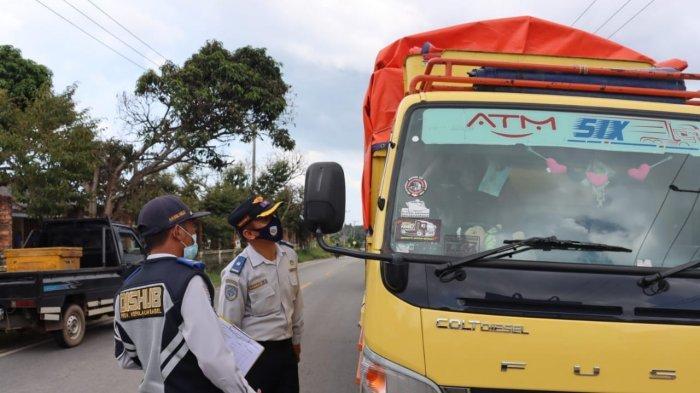 Dishub Bangka Belitung Gelar Razia, Berikut Target dan Waktunya