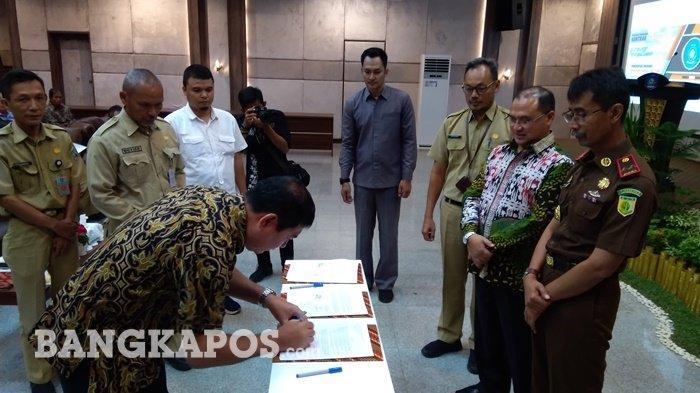 Gubernur Bangka Belitung Ingin Proyek Berjalan Baik, Selesai Kontrak Minta Langsung Action