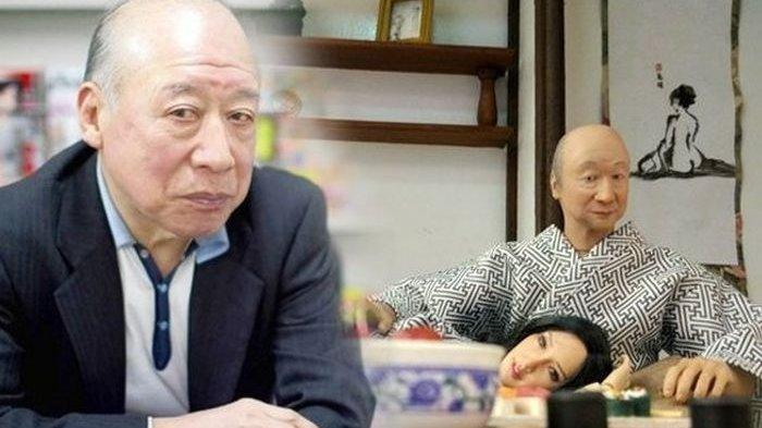 Aktor Film Panas Shigeo Tokuda Syok saat Tahu Dirinya Dipanggil 'Kakek Sugiono' di Indonesia