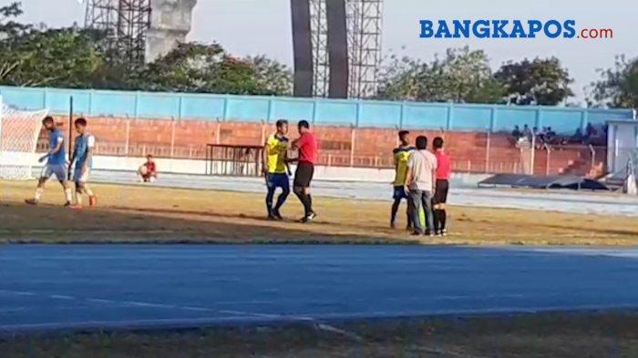 Muhammad Irvan Kembali Cetak Gol, Babel United FC 3-0 Cilegon United