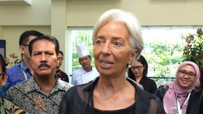 Jawaban Direktur IMF Soal Kondisi Rupiah Terus Melemah, Apakah Indonesia Alami Krisis Keuangan Lagi?