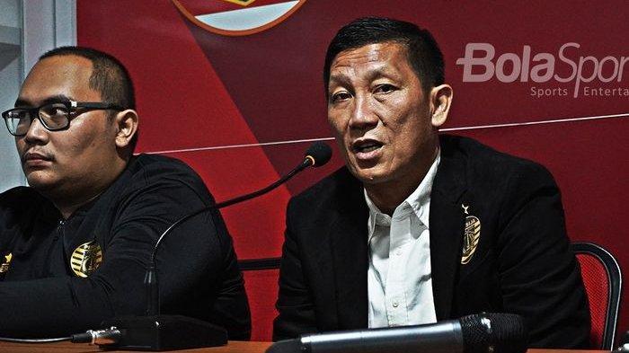 Ferry Paulus Resmi Rekrut Rinto Ali Setelah Osvaldo Haay