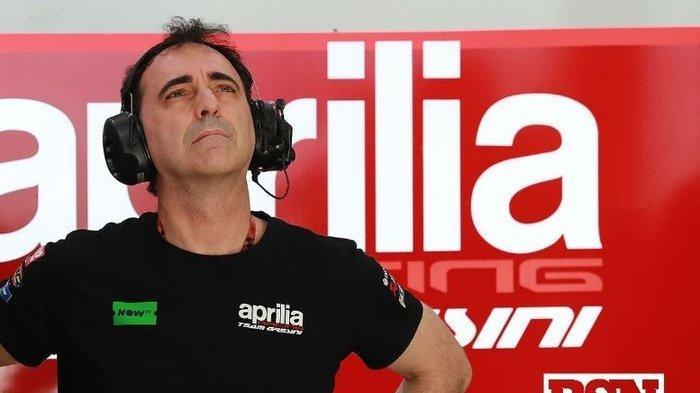 Bos Aprilia Siapkan Hadiah Menarik untuk Rossi Jika Bersedia Kembali