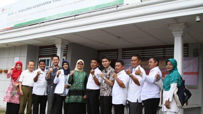 Direktur Utama PT RSBT Resmikan Klinik Pratama Bakti Timah Cabang Tanjungpandan