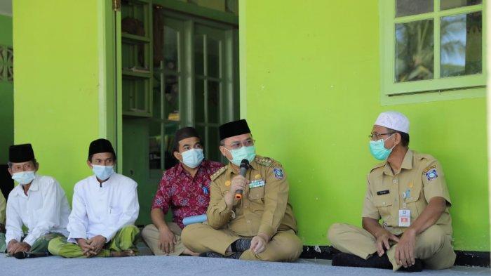 Saat Ramadan, Gubernur Bangka Belitung Ingatkan Jangan Kendor Melawan Covid-19
