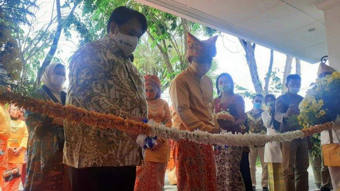 TINS Galery & Boutique Resto, Kado Hari Jadi ke-263 Kota Pangkalpinang dari PT Timah