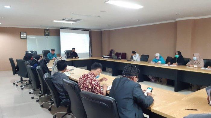 LPM SAS Bangka Belitung Sosialisasi LKD Bagi Dosen di Wilayahnya, Ini Harapan Warek I