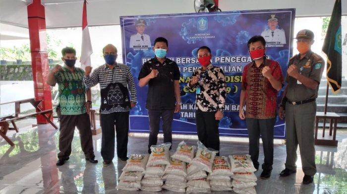 PT Pulomas Bantu 600 Paket Sembako ke Pemkab Bangka
