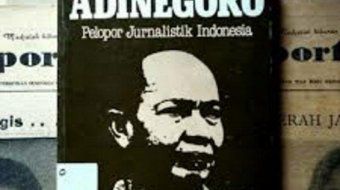 Mengenal Tokoh Perintis Media Massa Indonesia Djamaluddin Adinegoro, Nama Samaran