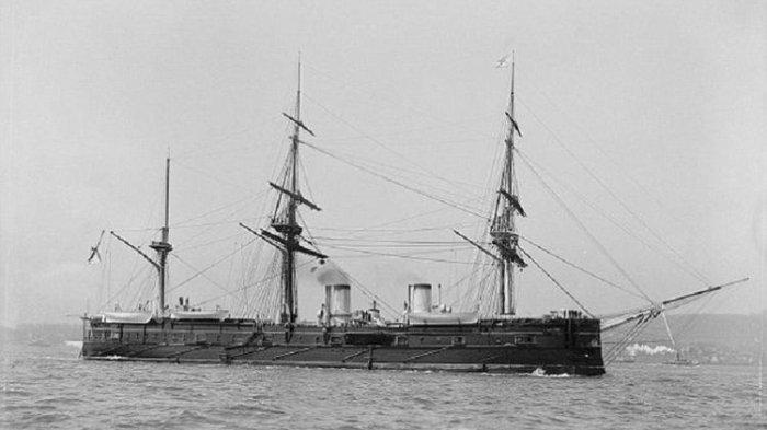 Kapal Perang Rusia Bermuatan 200 Ton Emas Senilai Rp 1.600 Triliun Ditemukan