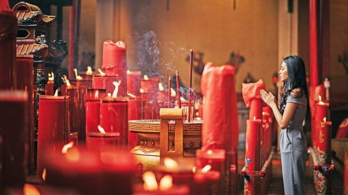 4 Tradisi Imlek, Tahun Baru China yang Wajib Dilakukan Warga Tionghoa