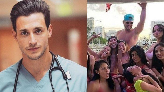 Kerap Ajak Gunakan Masker, Dokter Tampan Ini Malah Dikecam Usai Gelar Pesta Ulang Tahunnya