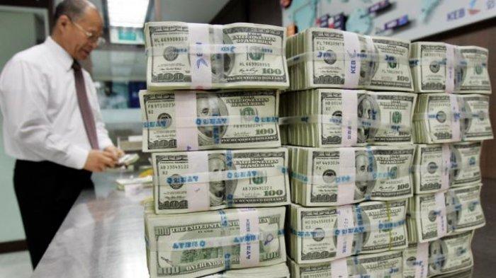 Utang Luar Negeri Indonesia Naik 10 Persen Menjadi Rp 4.914 Triliun