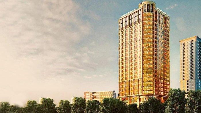 HOTEL Berlapis Emas Pertama di Dunia, Segini Tarif Per Malam?