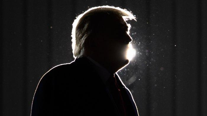 Tiba-tiba Pengumuman Donald Trump Mundur Sebagai Presiden AS Hilang dari Website Kemenlu