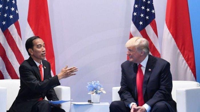 Bisnis Keluarga Mantan Presiden AS, Donald Trump Terjun Bebas, Ada Utang Lebih 300 Juta Dolar